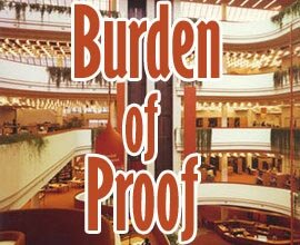 Burden of Proof.ca